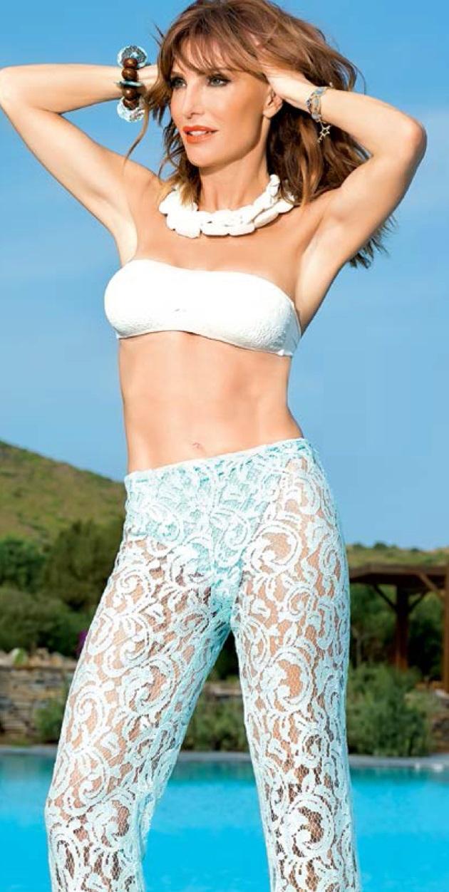 Η Βίκυ Χατζηβασιλείου αποκαλύπτεται φορώντας μαγιό (pics)  1f468a02ea4