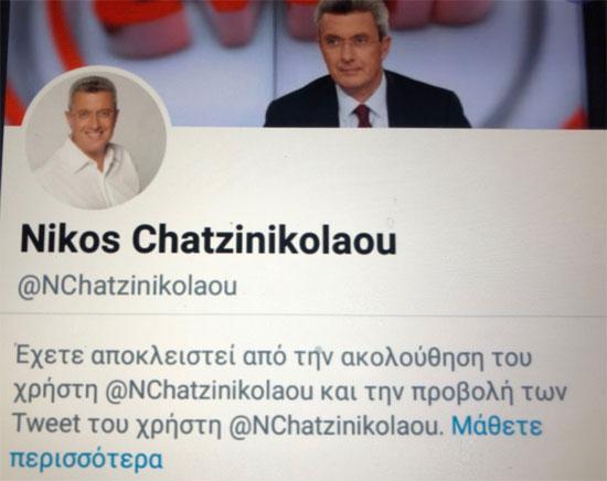 «Ντου» στον Χατζηνικολάου για τη συνέντευξη Μητσοτάκη - Xαμός στο twitter