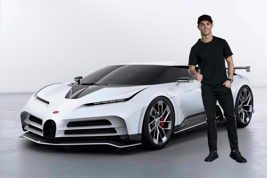 Κριστιάνο Ρονάλντο: Άκρως εντυπωσιακό το νέο supercar του Πορτογάλου σταρ (pics)   Cristiano Ronaldo Bugatti Centidieci featured