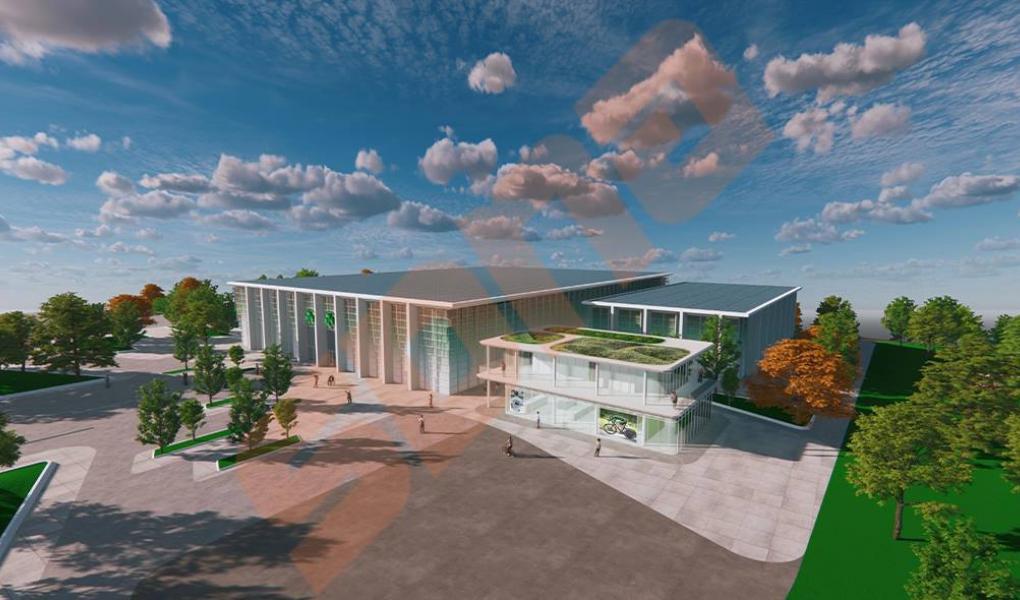 Panathinaikos Athletic Complex: Ιδού το παλάτι του Ερασιτέχνη στον Βοτανικό!    SDNA