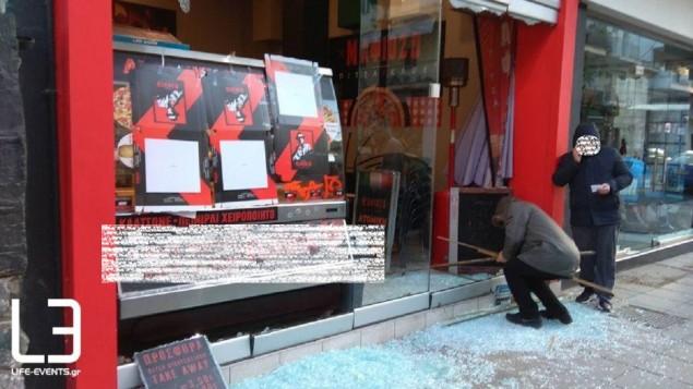 Θεσσαλονίκη: Η απάντηση του εργοδότη για τον ξυλοδαρμό του ντελιβερά – Η επίθεση στην πιτσαρία του