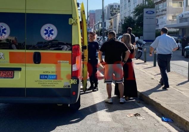 Πάνος Ζάρλας: Οι πρώτες εικόνες από το σημείο του τροχαίου δυστυχήματος (Pics)