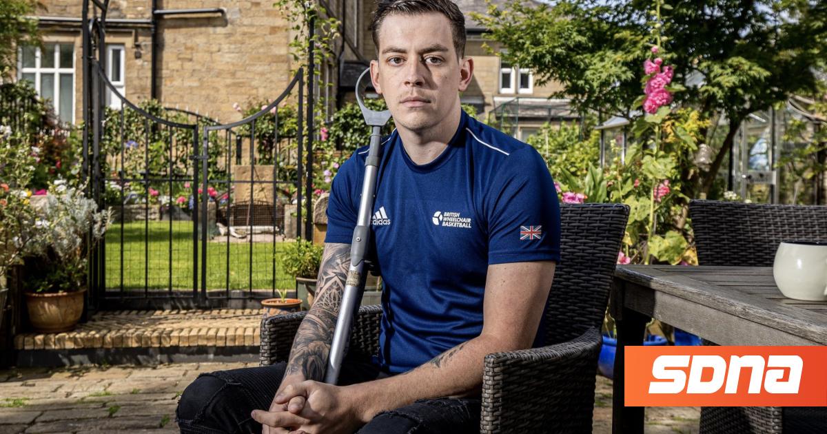 Απίστευτη ιστορία: Αθλητής σκέφτεται να «αποχωριστεί» τα πόδια του ...